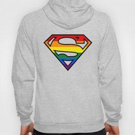 SuperGay rainbow! Hoody