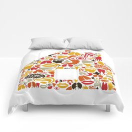 Body the house Comforters