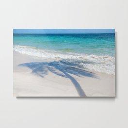 SEA TREE Metal Print