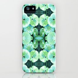 Kermit's Lily Pads (It's Not Easy Being Green) iPhone Case