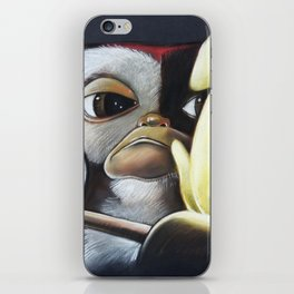 Gizmo Rambo iPhone Skin
