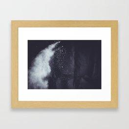 Grenades Framed Art Print