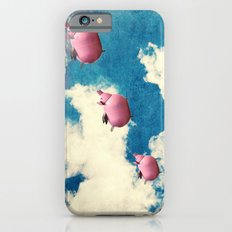 When Pigs Fly Slim Case iPhone 6s