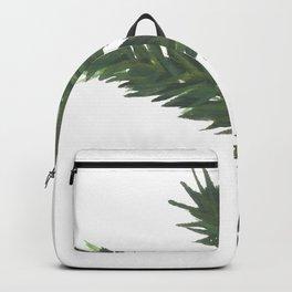Watercolor Pine Sprig Backpack