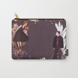 Two Worlds Carry-All Pouch