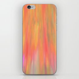 Color Fall iPhone Skin