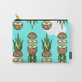 Eat pineapples Carry-All Pouch