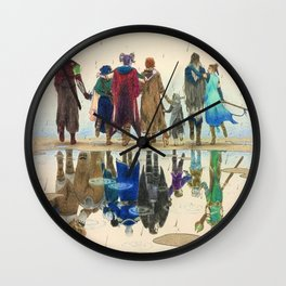 Critical Role Wall Clock