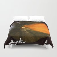 pumpkin Duvet Covers featuring Pumpkin Pumpkin Pumpkin by ANoelleJay