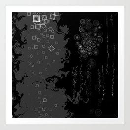 Vanishing Feeling Art Print