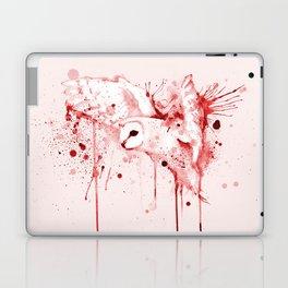 Red Owl Laptop & iPad Skin