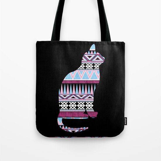 Fun & Fancy Kitty. Tote Bag