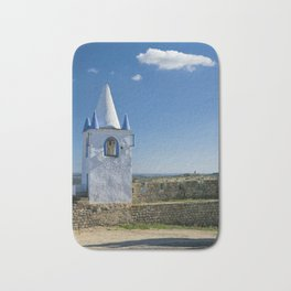 Arraiolos bell tower Bath Mat