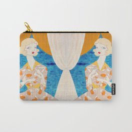 The color of choosing Carry-All Pouch