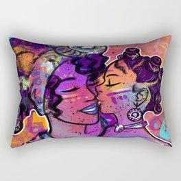 Ball Of Light Rectangular Pillow