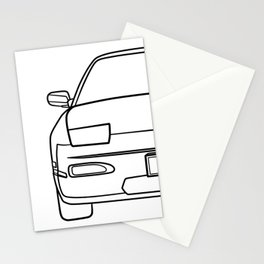 180SX Stationery Cards