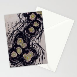 Candles in the Ganges Stationery Cards