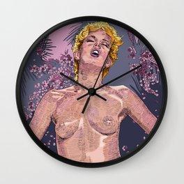Be bop a lula Wall Clock