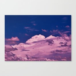Clouds 18 Canvas Print