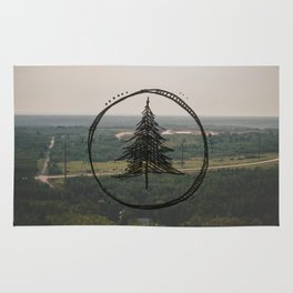 Pine Rug