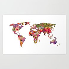 It's Your World Art Print