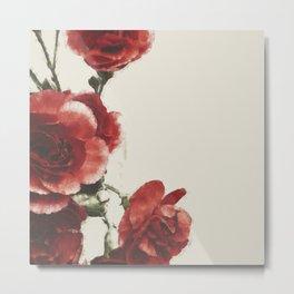 Love Petals Metal Print