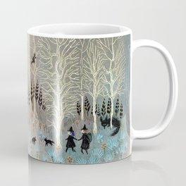 White Woods Coffee Mug