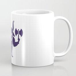 2 of Clubs - Minotaur Coffee Mug