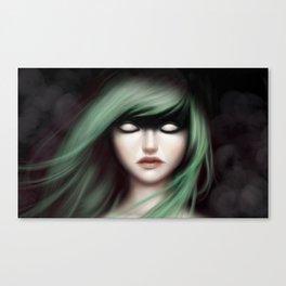 Superblind Canvas Print