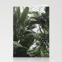 plants Stationery Cards featuring Plants by Cynthia del Rio