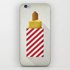 French Hotdog iPhone & iPod Skin