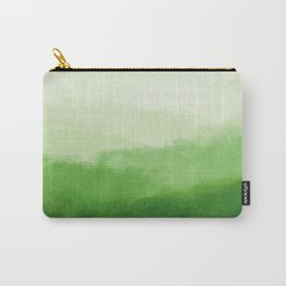 Abur on Green Carry-All Pouch