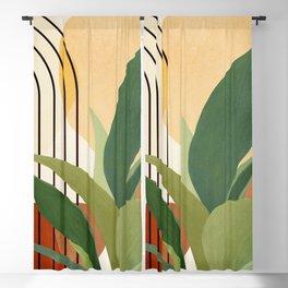 Plant Life Design 03 Blackout Curtain