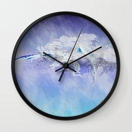 Sky Dragon Wall Clock