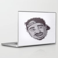 "tupac Laptop & iPad Skins featuring Tupac ''State Of Mind"" by SkilledCreativity"