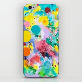 """Joyous Spirit"" iPhone Skin"