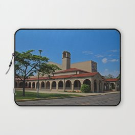 Lourdes University-  Franciscan Center in the Spring VIII Laptop Sleeve