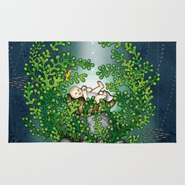 Water Baby Rug