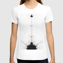 detail on mandelbrot set T-shirt