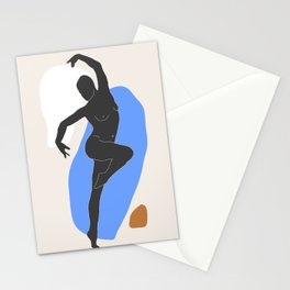 Dance # Nude 1 Stationery Cards