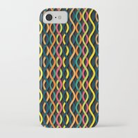 dna iPhone & iPod Cases featuring DNA by Shkvarok