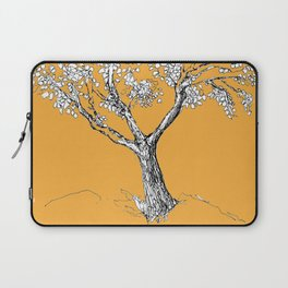 Tree and parrot Laptop Sleeve