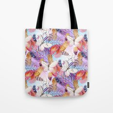 Boho Tiki Life Tote Bag