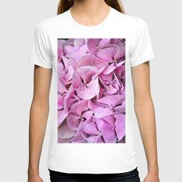 hydrangeas 8 T-shirt