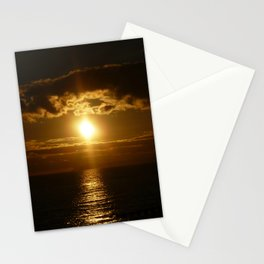 Chocolate Skies Stationery Cards