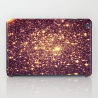 rose gold iPad Cases featuring Rose Gold by GalaxyDreams