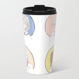 Blanche Metal Travel Mug