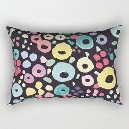 Mantón de Manila Rectangular Pillow