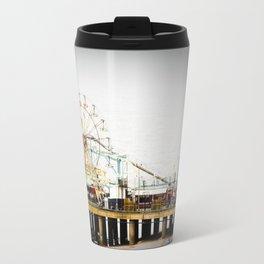 Steel Pier Travel Mug