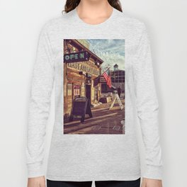 USA Daily Long Sleeve T-shirt